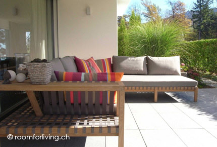 garten lounge design, grey interior living room | gringo latino 79, Design ideen